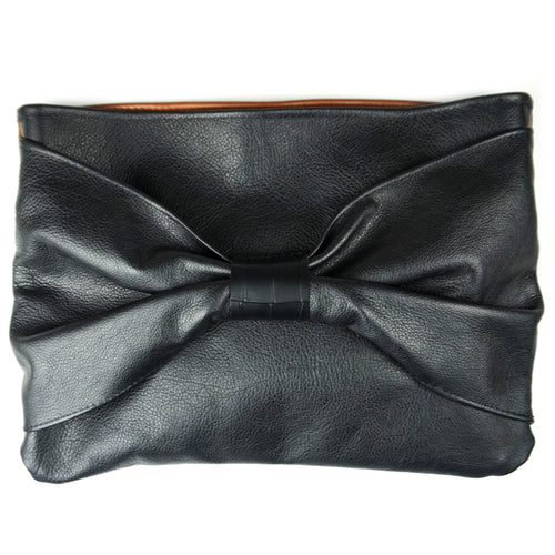 Clairise Bow Clutch