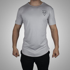 Lifestyle Tee S / Gray Mens