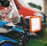 arc light bar mount