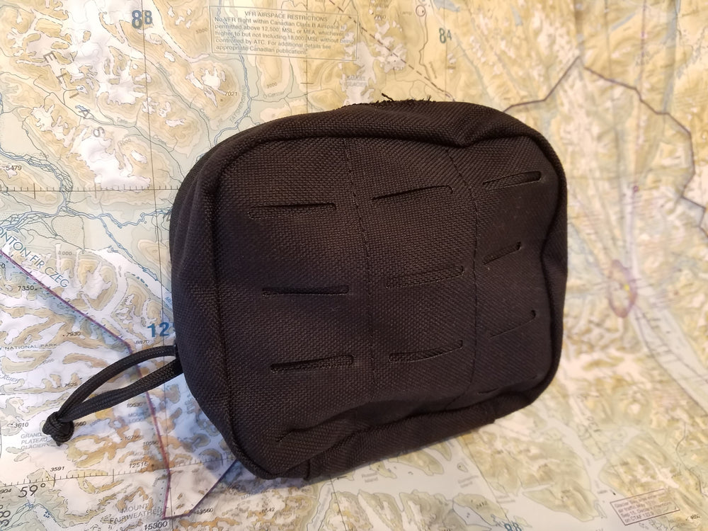 black arc power station molle pouch
