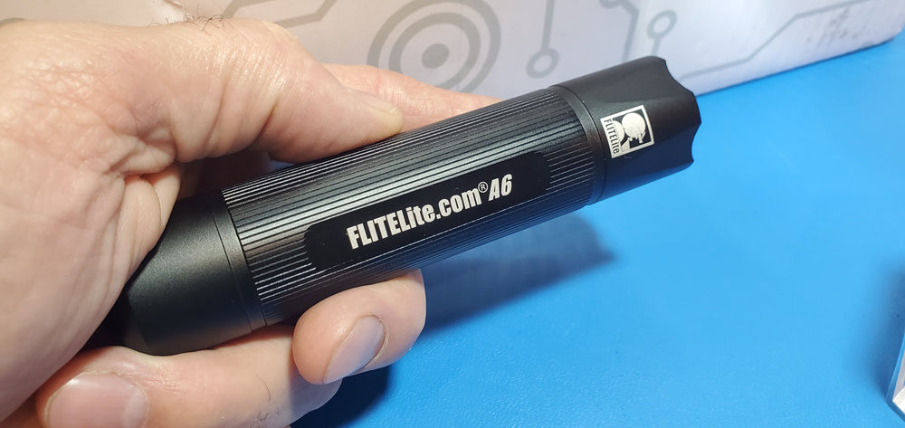 A6 Aviator Flashhlight (GGR Charity Sale)