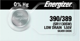Energizer 389 Button Battery 3 Pack