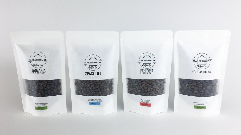 Gourmet Coffee Sampler Pack