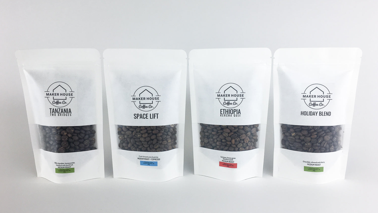 Single Coffee Sampler