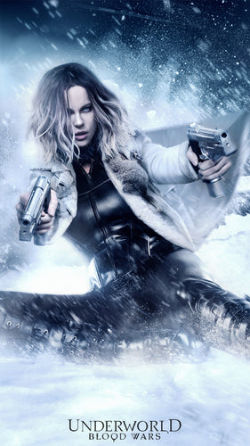 Selene Snow Mobile Wallpaper