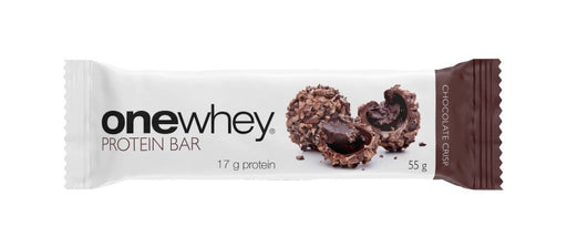 One Whey Bar Chocolate Crisp