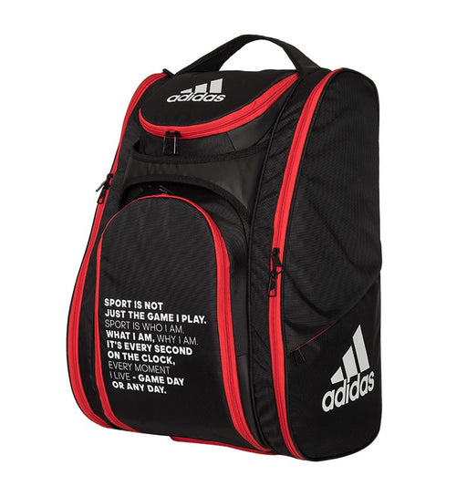 Adidas MULTIGAME Black/Red 2.0 2020 Padelväska