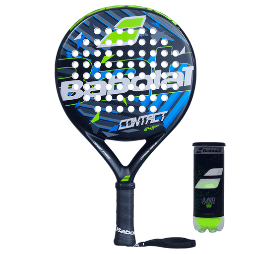 Babolat Contact 2020 + 3-pack Padel Tour