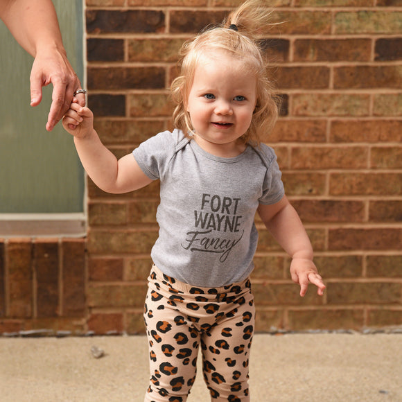 Fort Wayne Fancy Infant Onesie