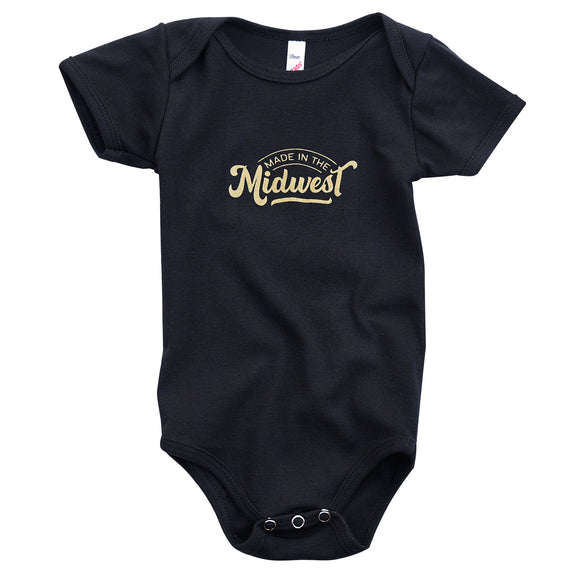 Made in the Midwest - Onesie