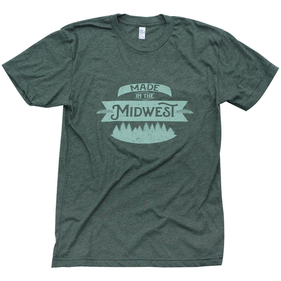 Forest Made in the Midwest