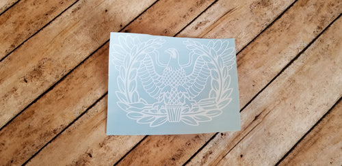 Eagle Rising Decal