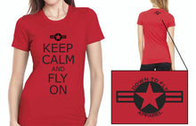 KCFO Cavalry Red Tee