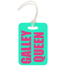 Galley Queen Luggage Tag