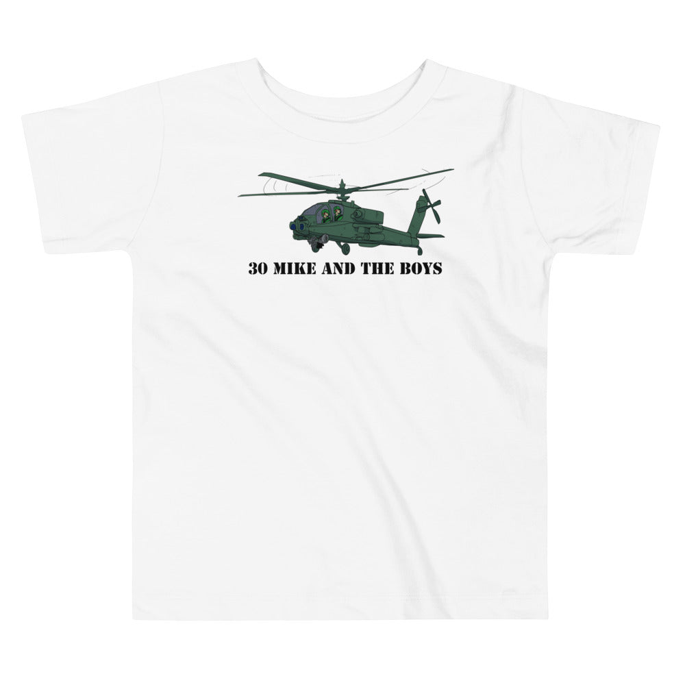 30 Mike And The Boys Toddler Tee