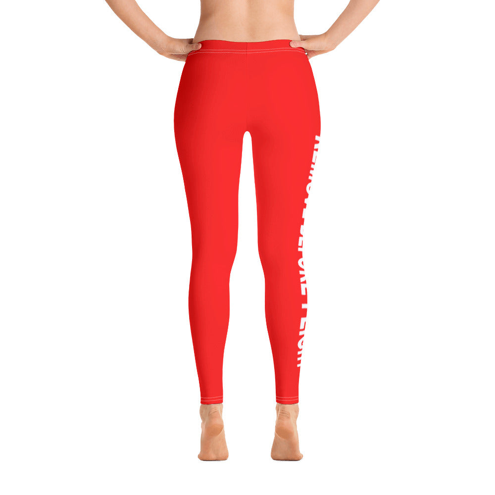 Remove Before Flight Leggings