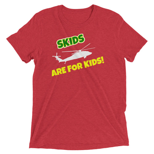 Skids Are For Kids Tee (Hawk)