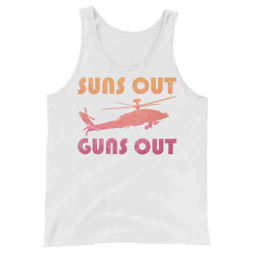 Suns Out Guns Out (Pink)
