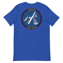 Hunter UAV Team Tee (Blue)