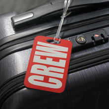 Crew Luggage Tag