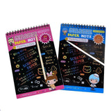 E-smarty BOHS Kids Children Colorful Rainbow Paper