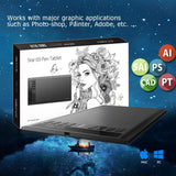 E-smarty Graphics Drawing Tablet