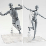 E-smarty models S.H.FIGUARTS BODY-KUN-CHAN ACTION FIGURE FOR ARTISTS