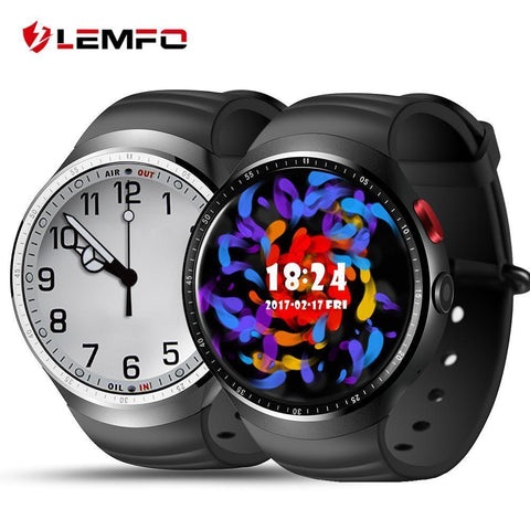 esmarty LEMFO Smart Watch Phone LES1 Android 5.1 1GB