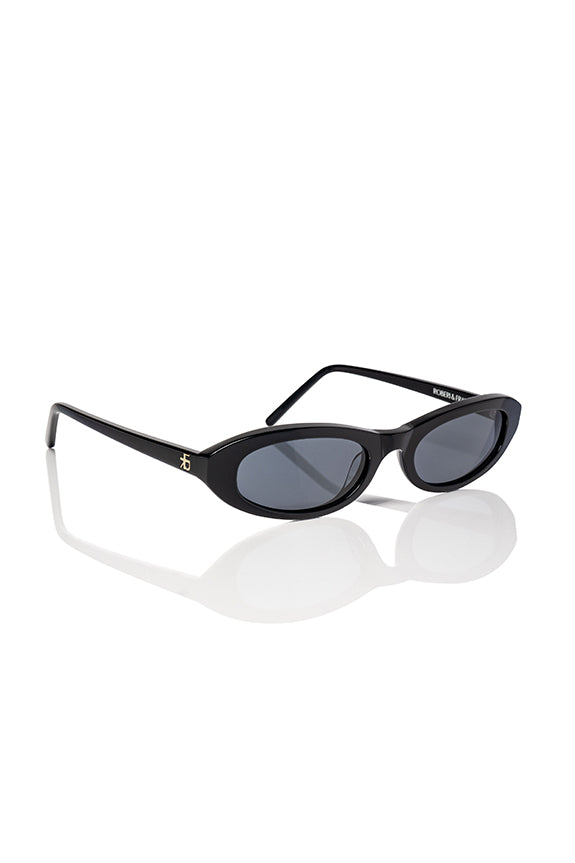 Black Baby Betty - Cat Eye Sunglasses