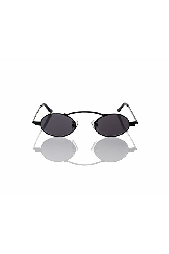 Black Doris 2.0 - Small Round Sunglasses