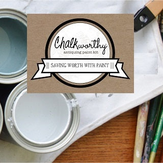 Chalkworthy Antiquing Paints