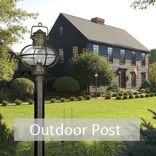 Outdoor Post