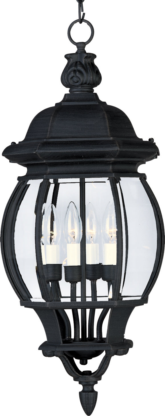 Crown Hill 4-Light Outdoor Hanging Lantern