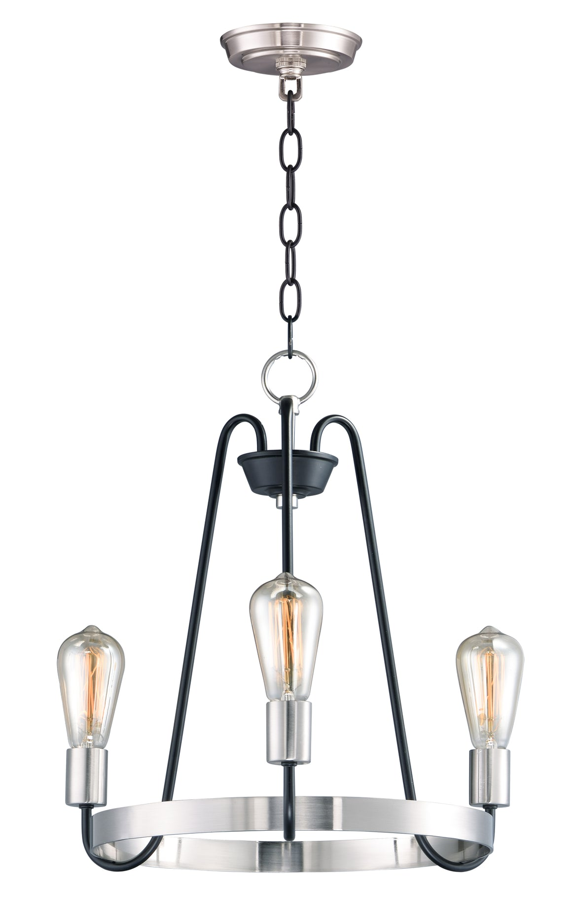 Haven 3-Light Chandelier