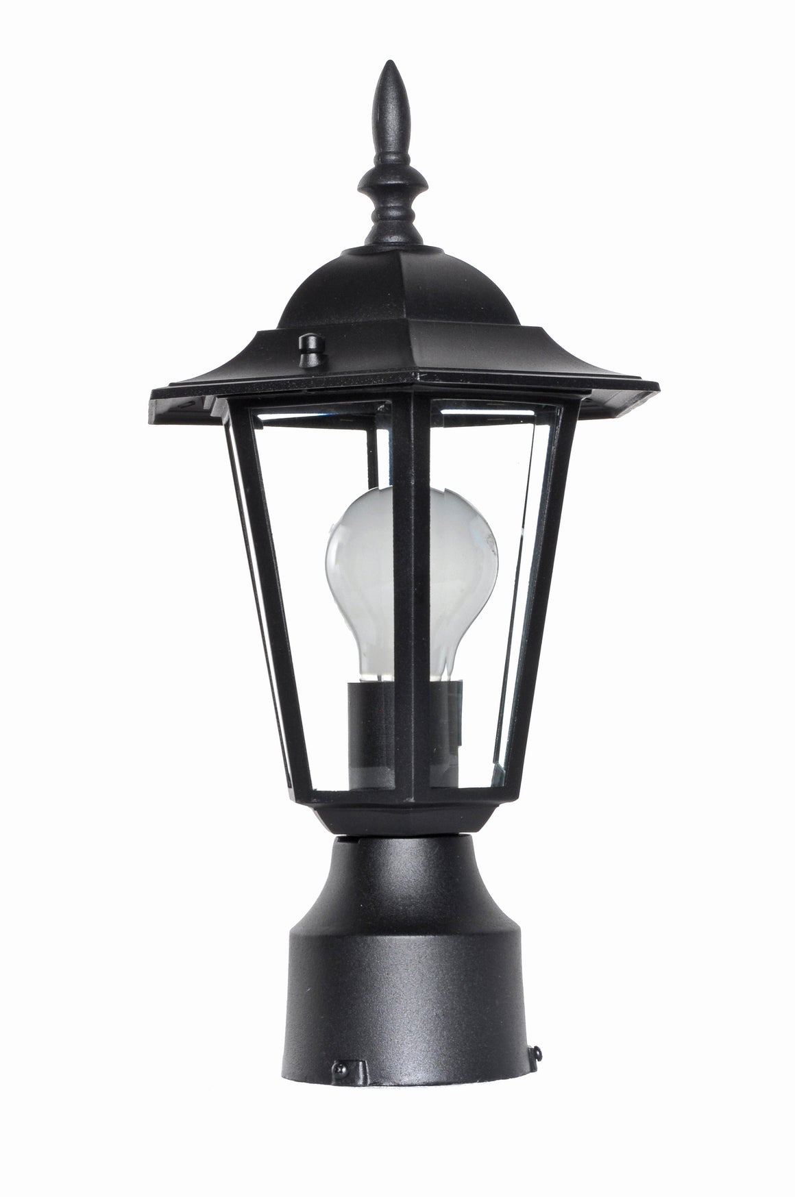 Builder Cast 1-Light Outdoor Pole/Post Lantern