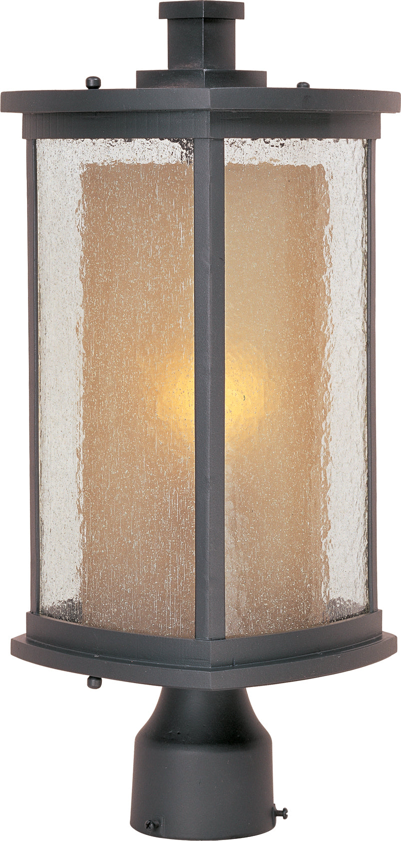 Bungalow 1-Light Outdoor Pole/Post Lantern