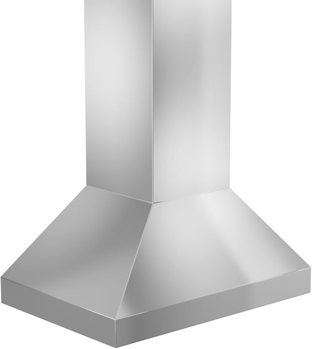 ZLINE 48 in. 900 CFM Outdoor Island Mount Range Hood in Stainless Steel (597i-304-48)