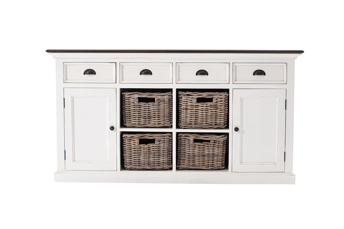 Halifax Accent B189TWD Buffet With 4 Baskets