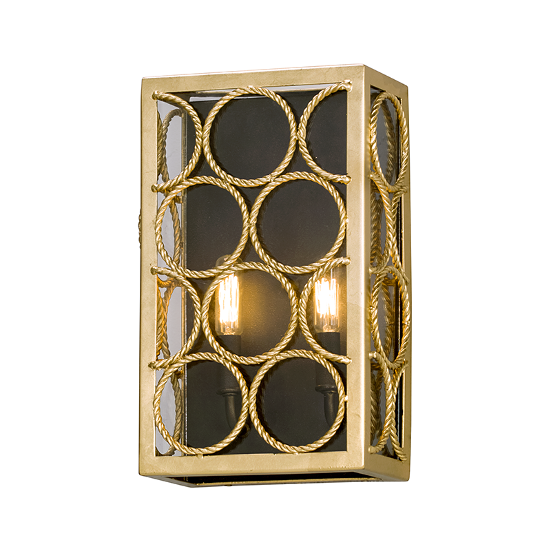 BOTTEGA 2LT WALL SCONCE 2LT WALL SCONCE