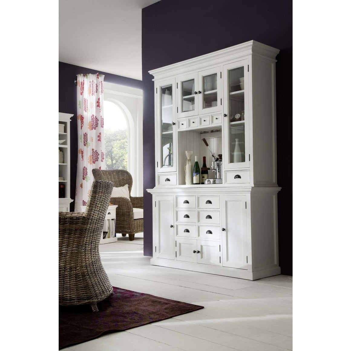 Halifax BCA597 Kitchen Hutch Unit