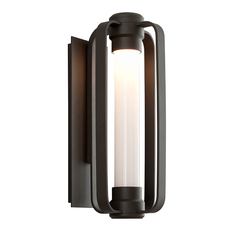 VERVE 1LT WALL LANTERN LED MEDIUM