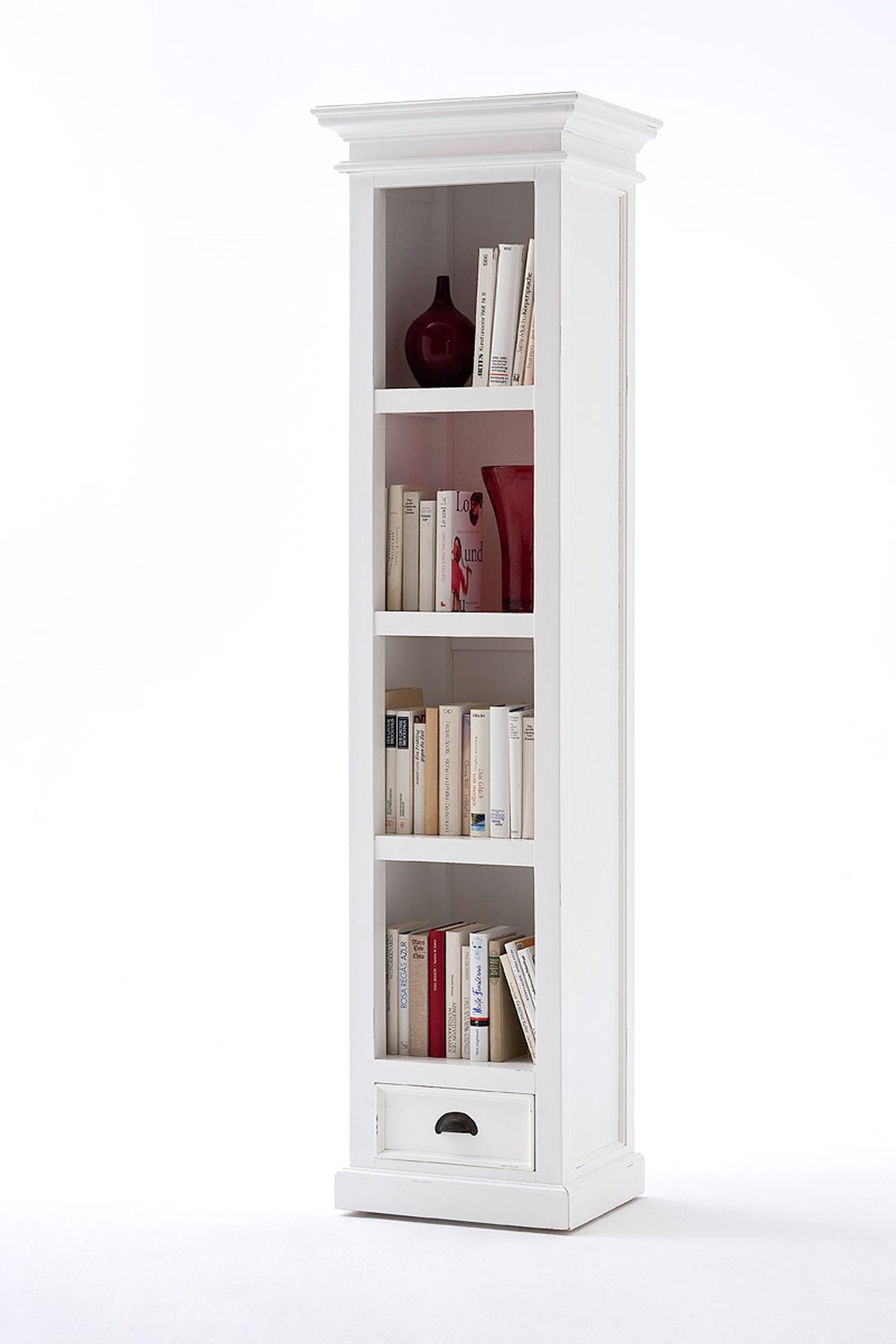 Halifax CA601 Bookshelf With Drawer