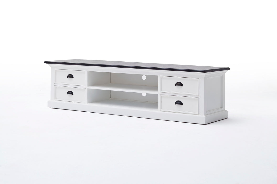 Halifax Accent CA631TWD TV Unit With 4 Drawers