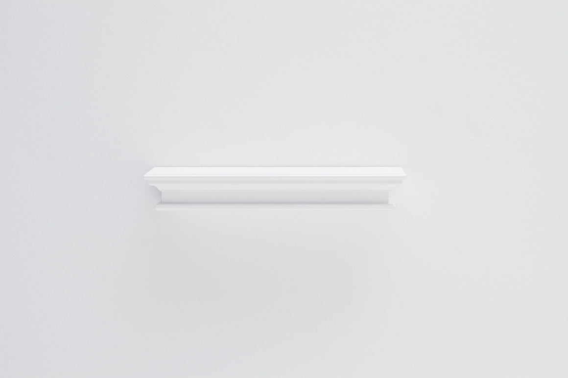 Halifax D165 Floating Wall Shelf, Long