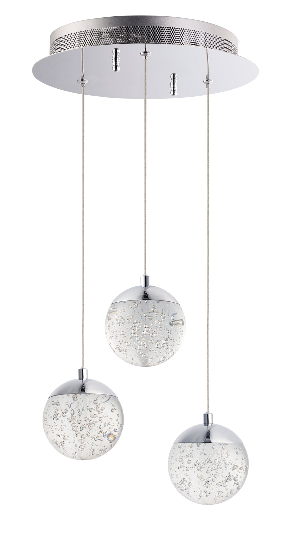 Orb II 3-Light LED Pendant