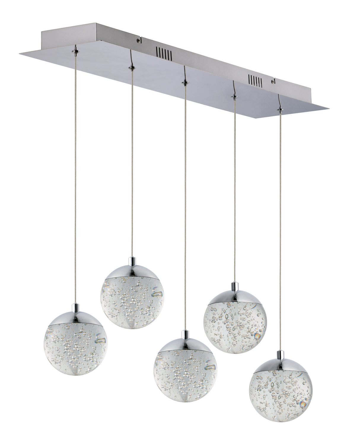 Orb 5-Light LED Pendant