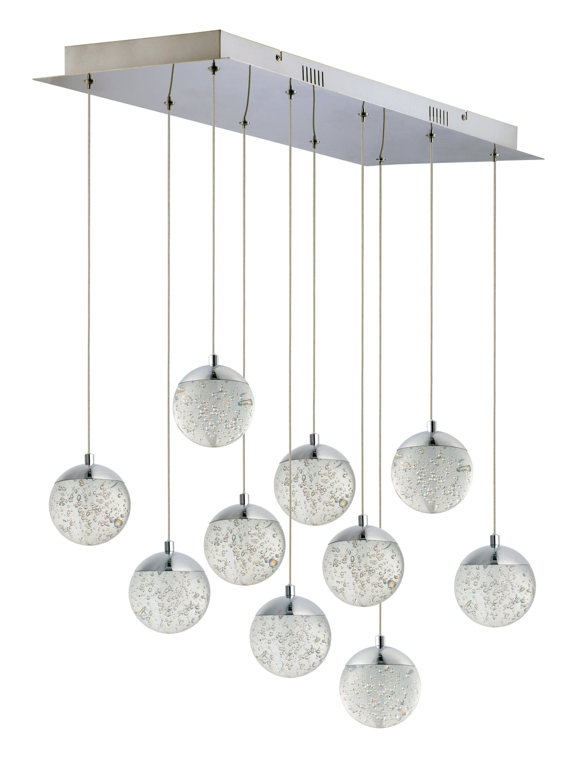 Orb 10-Light LED Pendant
