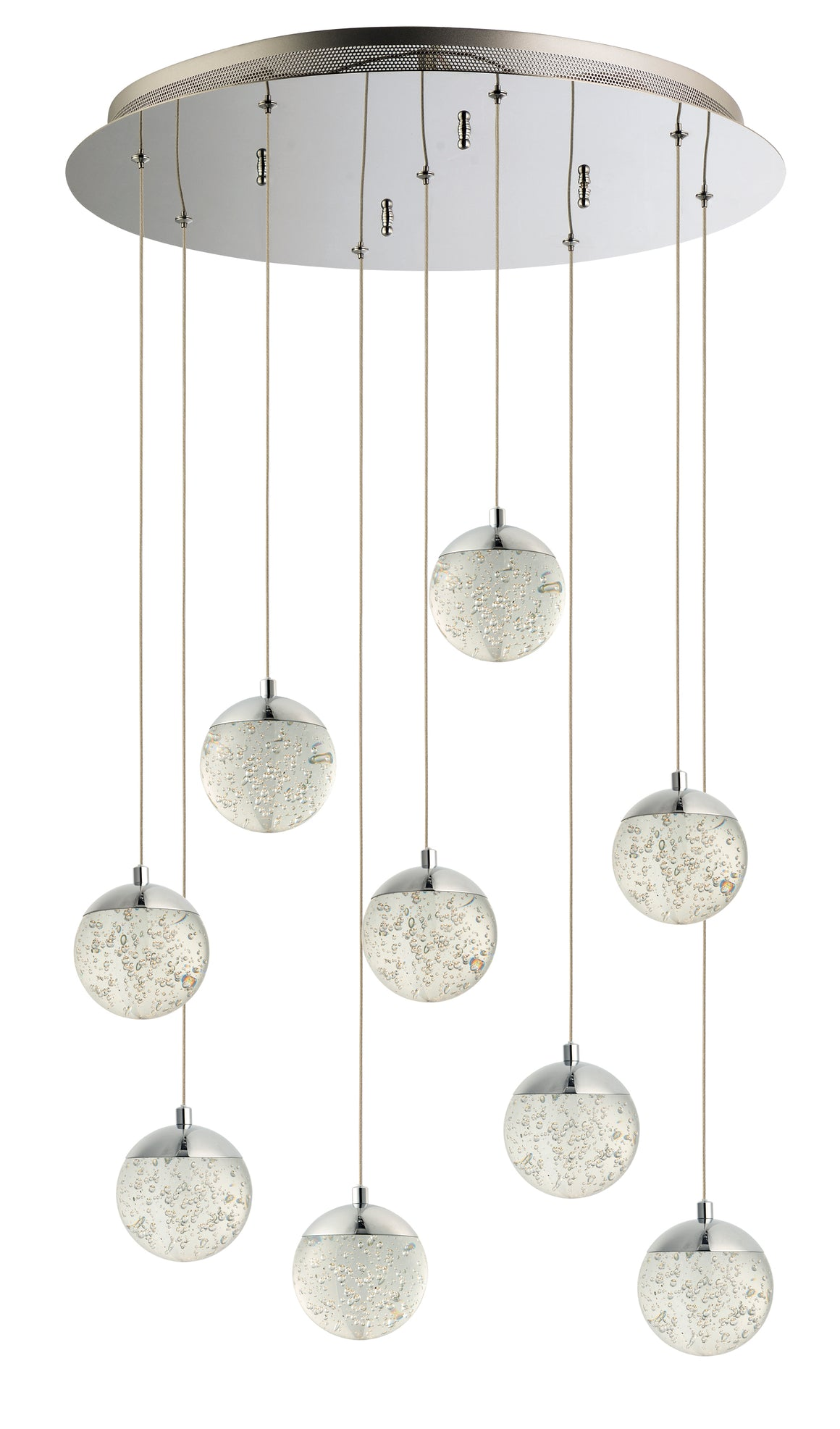Orb II 9-Light LED Pendant