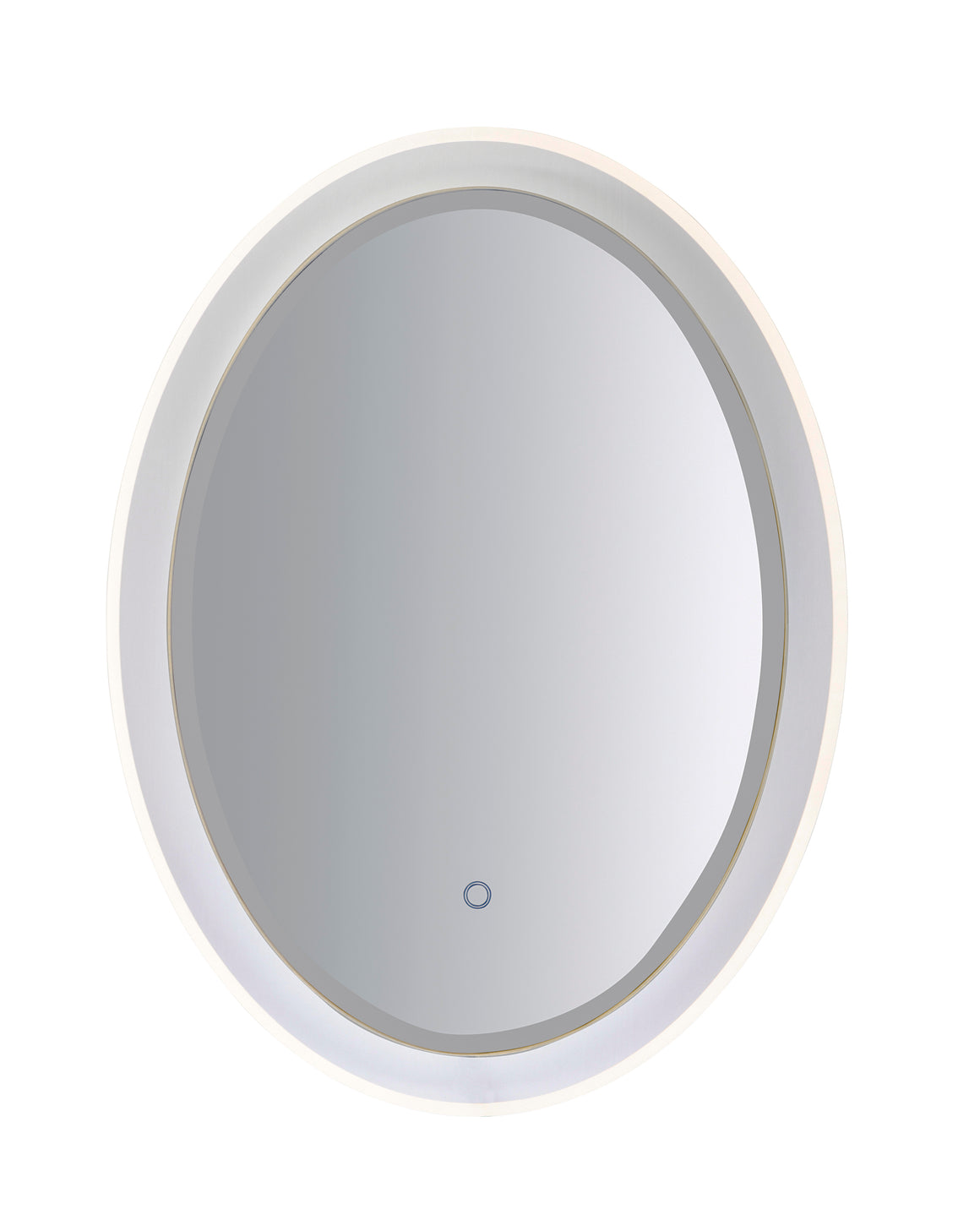 Acrylic LED Oval Mirror