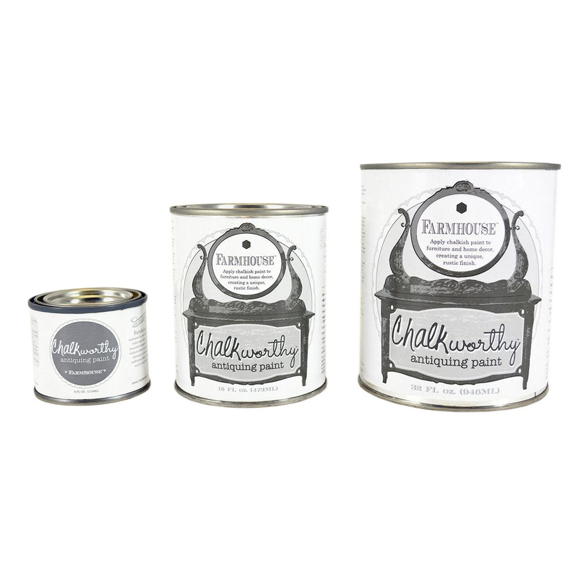 Chalkworthy FarmHouse Antiquing Paint